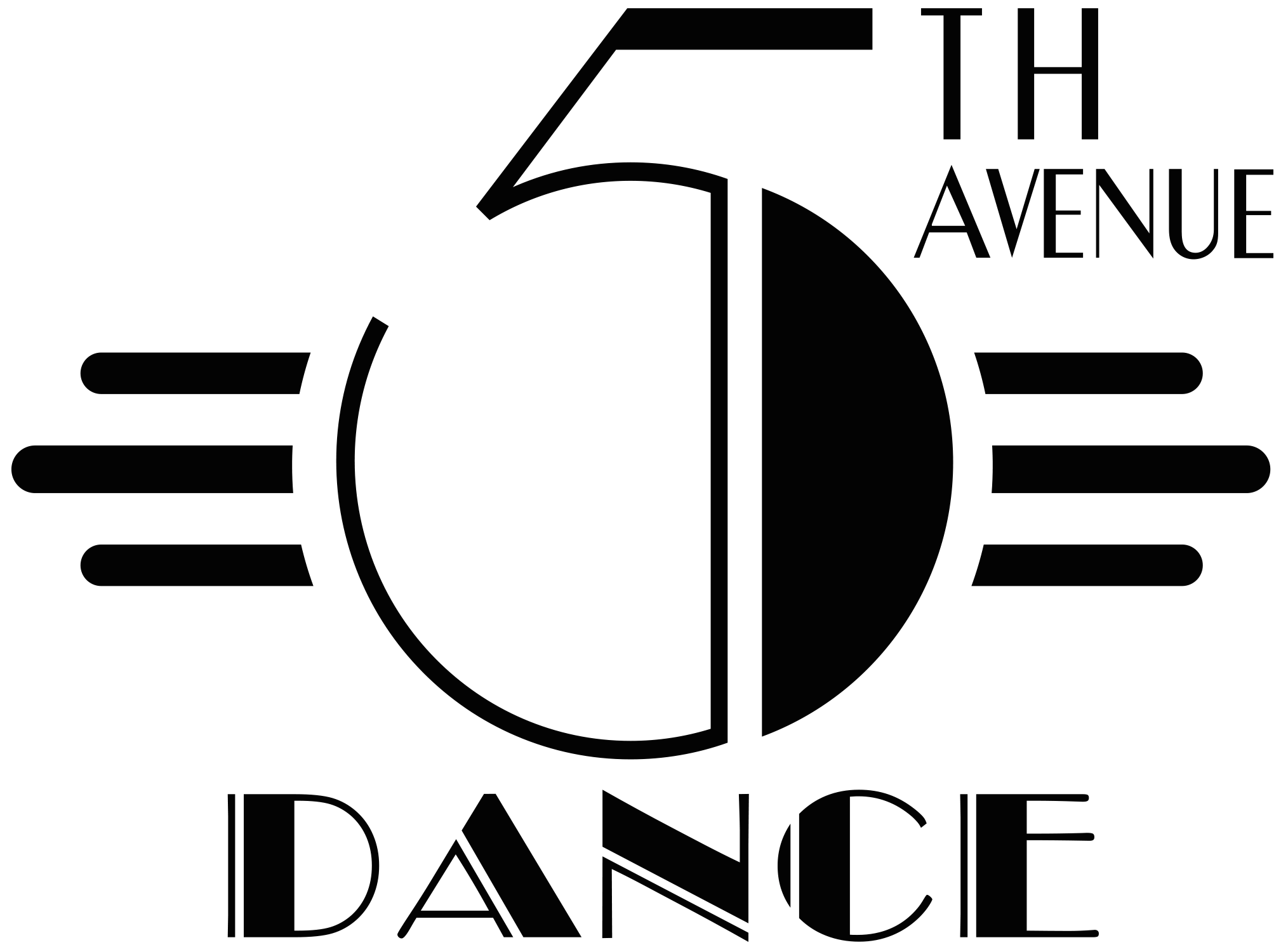 5th Avenue Dance Logo