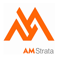 AM Strata Pty Ltd Logo
