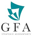 GFA Strategic Accountants Logo